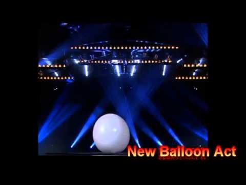 New Balloon act in delhi - india .. Balloon Man ..Rahul Events -9910464896