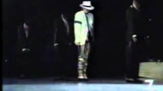 Michael Jackson Smooth Criminal Live Bucharest