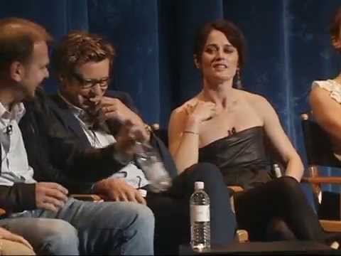 The Mentalist | Paley Fest - Part 01/03 - 2009
