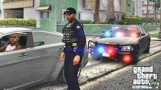 GTA 5 MODS LSPDFR 1062 - CITY  PATROL!!! (GTA 5 REAL LIFE PC MOD)