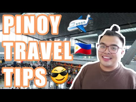 TRAVEL TIPS (Pinoy style - Tipid)