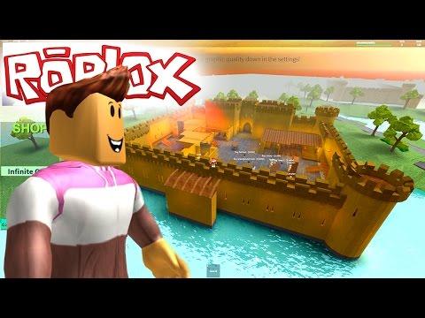 Roblox Tycoon El Castillo Del Dragon Gameplay Espanol