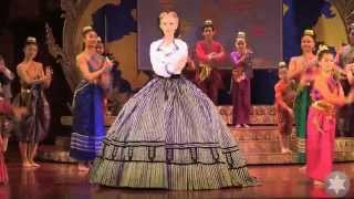 Getting To Know You - Lisa McCune (The King and I)