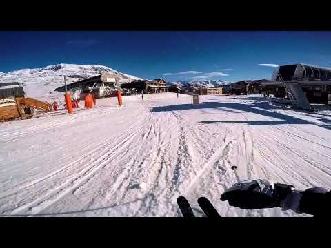 Alpe d'Huez Video Report: 26th December 2014