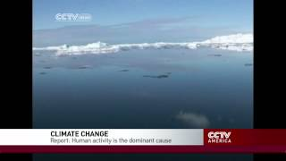 UN: Human activity is the dominant cause of climate change