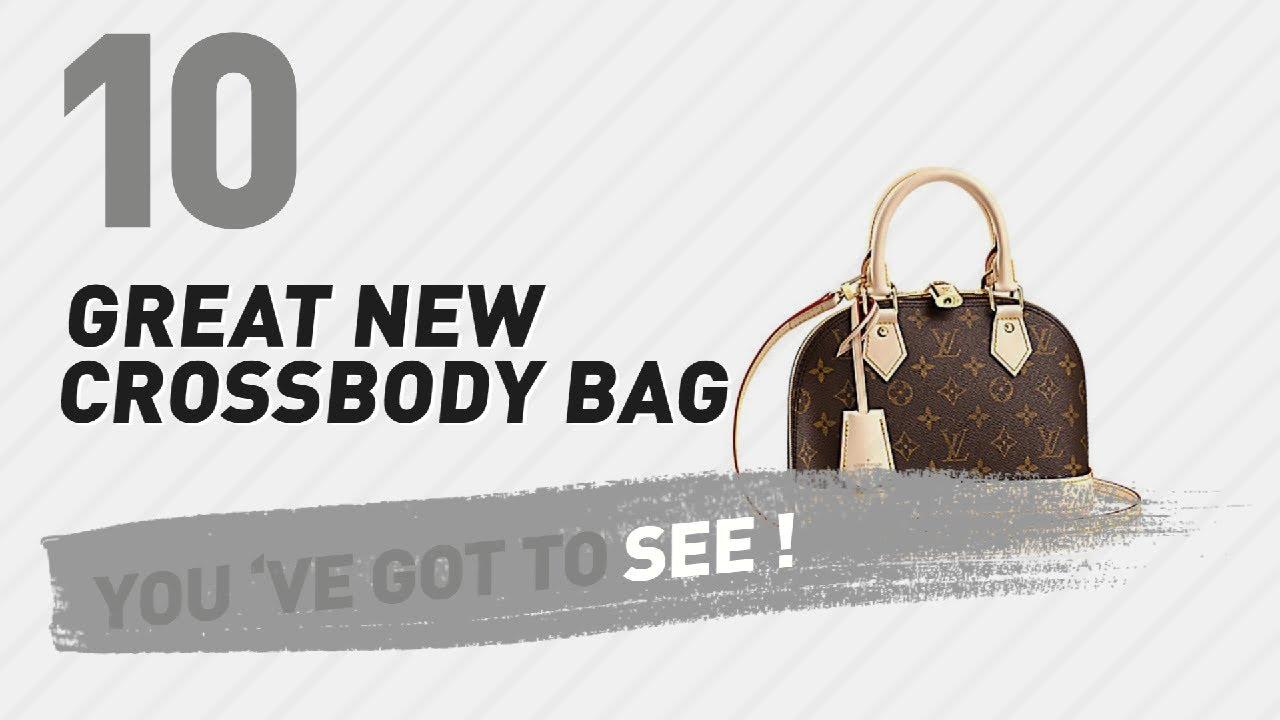 4a6380d80 Crossbody Bags Louis Vuitton , Top 10 Collection // New & Popular 2017