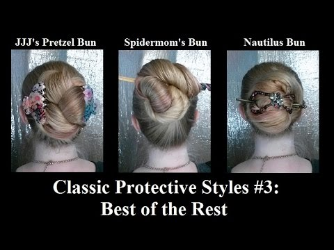 Classic Protective Styles #3: Best of the Rest