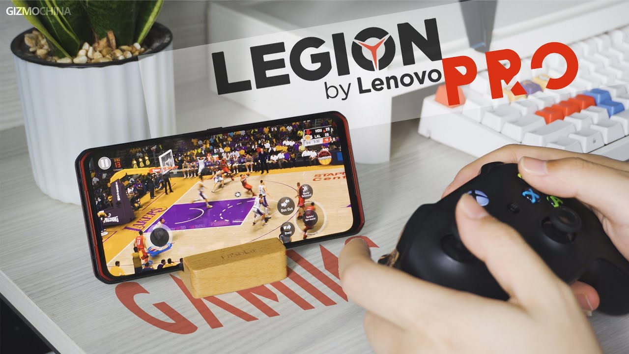 Lenovo Legion Pro Gaming Phone Review: An Ambitious Mobile Gaming Console