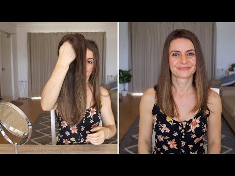 I SHOW YOU MY NEW HAIR