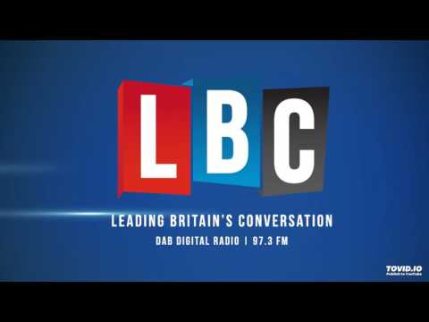 LBC interview on Welsh Government consultation on online voting