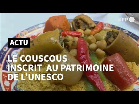 le-couscous-du-maghreb-désormais-au-patrimoine-immatériel-de-l'unesco- -afp