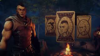 Hand of Fate 2 A Cold Hearth  - BEAUTIFUL GAME (PC) GAMEPLAY 2018