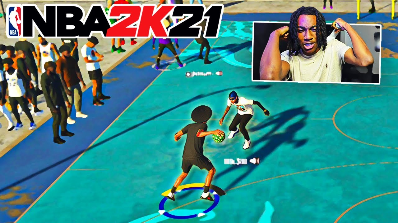 I HOSTED A PARK 1V1 ISO TOURNAMENT IN NBA 2k21!😳