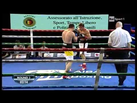Clemente Russo Vs Aleksey Egorov AIBA Pro Boxing 21-11-2014