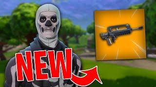 New FAMAS Gameplay! - Fortnite Battle Royale Gameplay - Twizzld