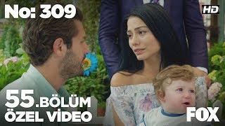 Songül'ün çocuklar ile birlikte gelmesi tüm ailenin keyfini yerine getirdi! No: 309 55. Bölüm