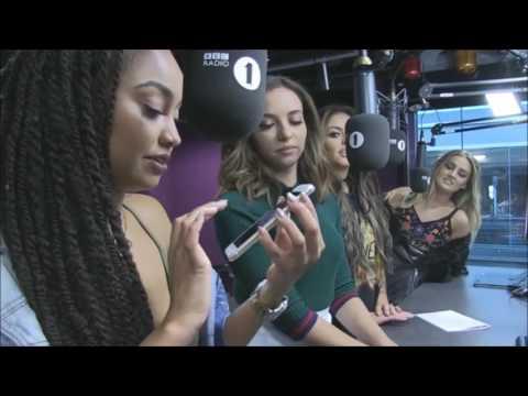 Little Mix Grimmy BBC Radio 1 2016