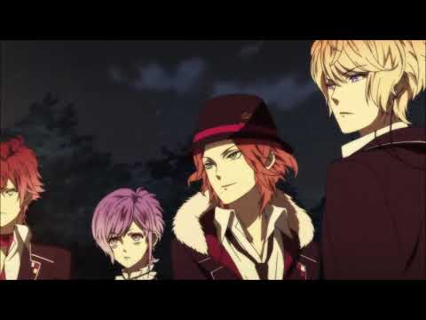 DIABOLIK LOVERS More Blood | Accident De Voiture | VOSTFR