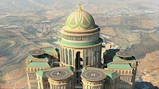 السعودية تستعد لافتتاح أكبر فندق في العالم