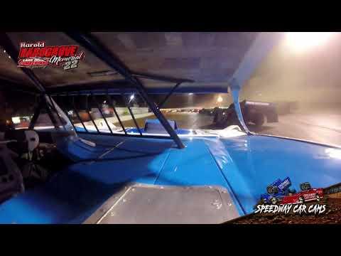 #98 Eric Centers - Super Late Model - 8-24-19 Lake Cumberland Speedway - In-Car Camera