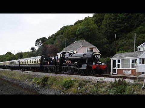 Dartmouth Steam Railway - 150th Anniversary Celebrations - 16/08/14