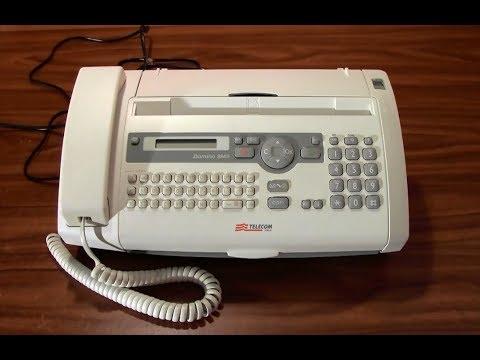 fax telecom domino sms manuale
