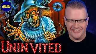 Uninvited - NES Game Review   Friday Night Arcade