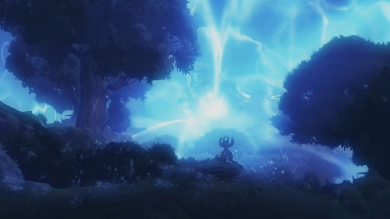 Ori And The Blind Forest Ost 03 Calling Out Youtube