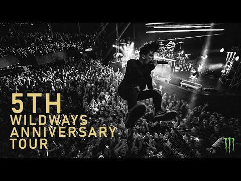 5th Wildways Anniversary Tour