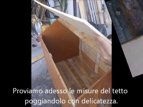 Come costruire cuccia per cani fai da te legno riciclato for Impermeabile per cani fai da te
