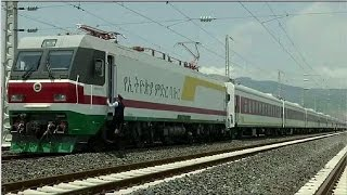 AfriNews: Ethiopia Launches New Railway to Djibouti