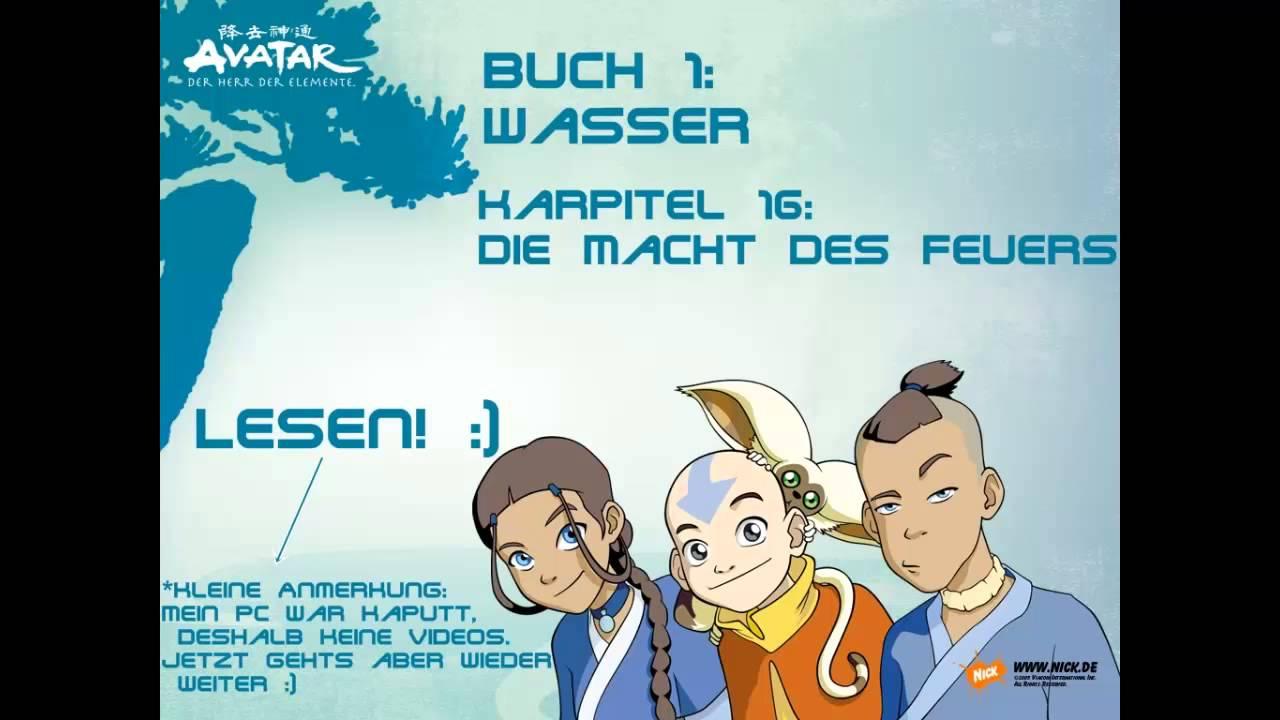 Avatar Der Herr Der Elemente Film Stream