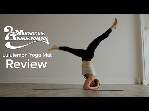[2MT] Lululemon Yoga Mat Review