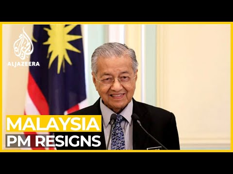 Download  Malaysia's Mahathir submits resignation, 'quits' his party Gratis, download lagu terbaru
