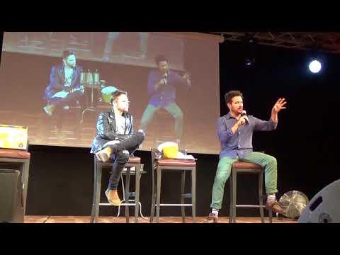 JIB9 2018 David HaydnJones Partial Panel and Alex Calvert Saturday Panel Part 1