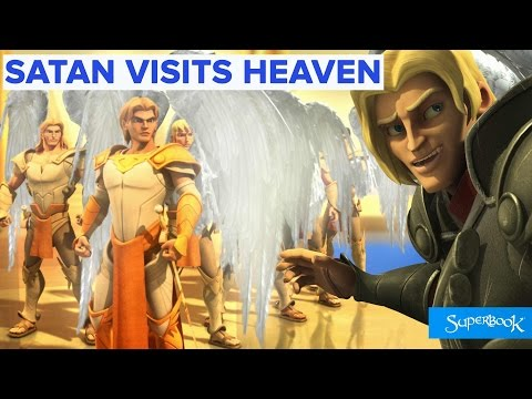 Satan Visits Heaven