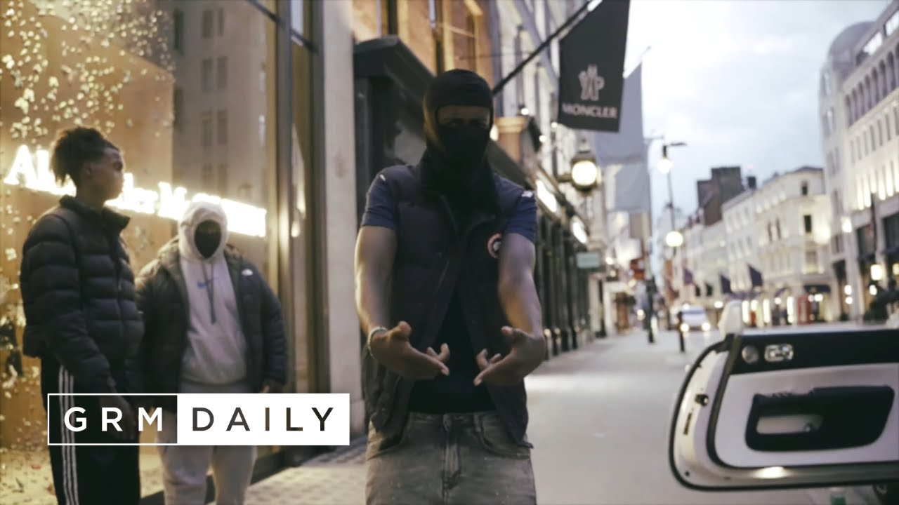 Download AceHillside - 28 Days [Music Video]   GRM Daily