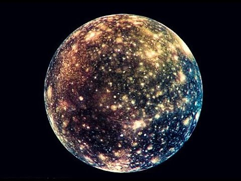 Sound of Callisto (Jupiter moon) NASA Voyager Space Sounds
