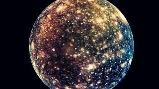 Sound of Callisto (Jupiter moon) NASA Voyager Space Sounds