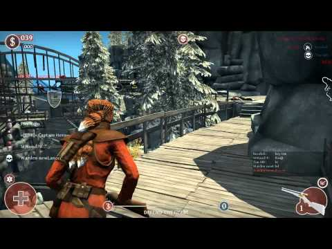 Let's Try: Lead and Gold: Gangs of the Wild West |
