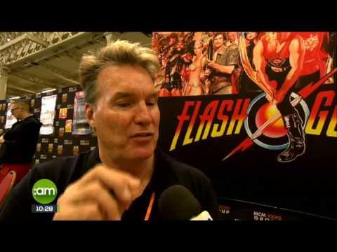 MCM Ireland Comic Con Flash Gordon