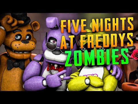 Five Nights at Freddy's (Greatest Hits - World at War Zombies)