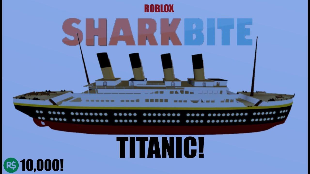 Sharkbite Titanic Update Review Youtube