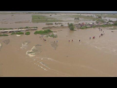Costa peruana, bajo el yugo de 'El Niño Costero'