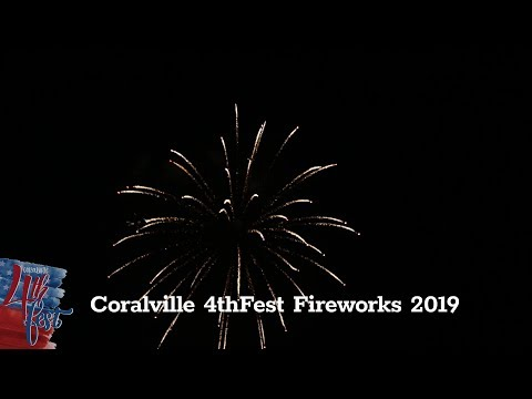 4thFest 2019: Fireworks (July 4, 2019)