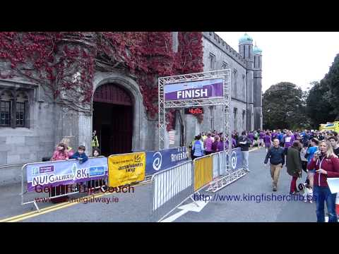 NUIG Kingfisher 8K Run