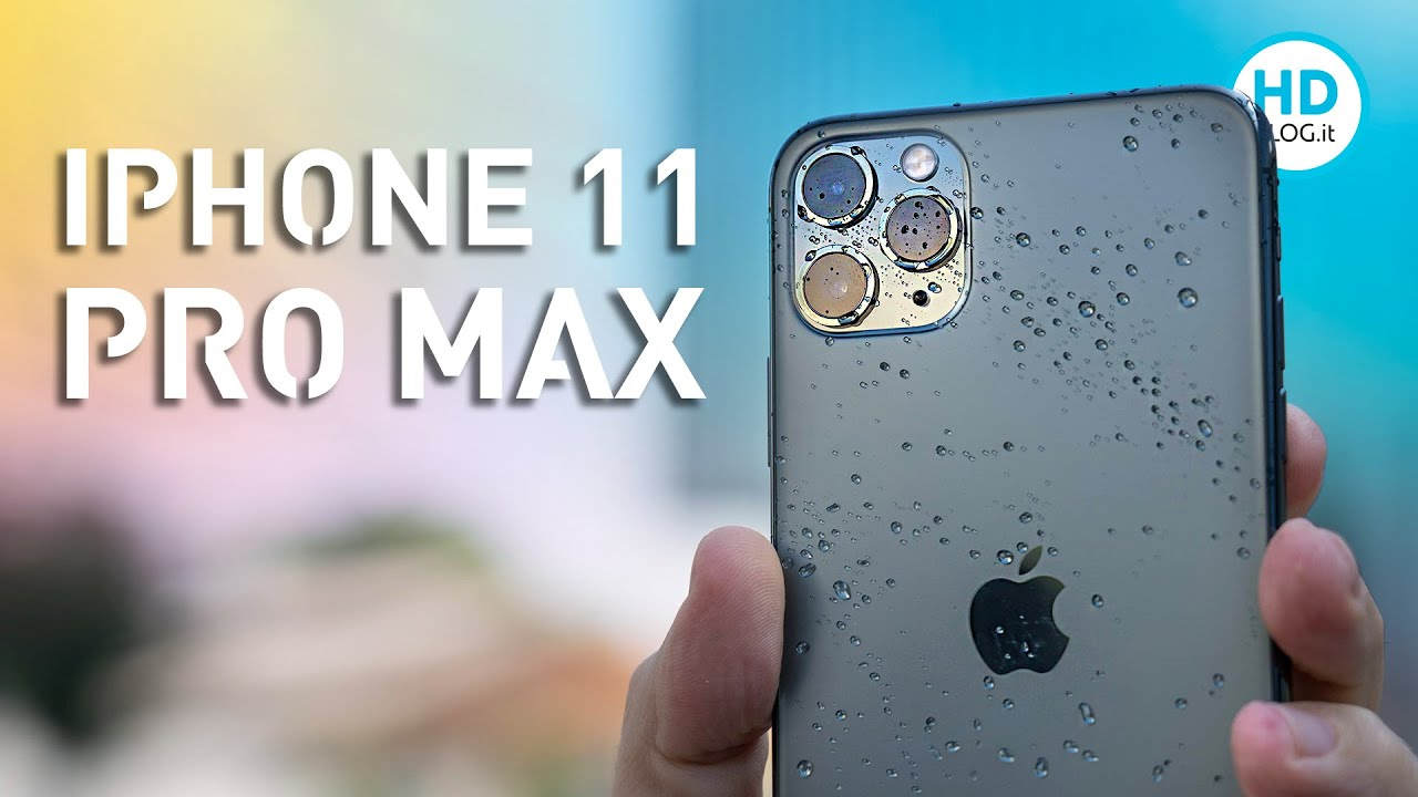 video iPhone 11 Pro Max