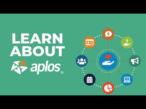 Aplos Software For Nonprofits