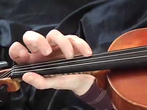 MAJOR SCALES FOR VIOLIN & FIDDLE - C MAJOR