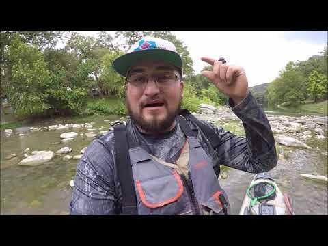 Rigging Kayak For River Fishing🔥